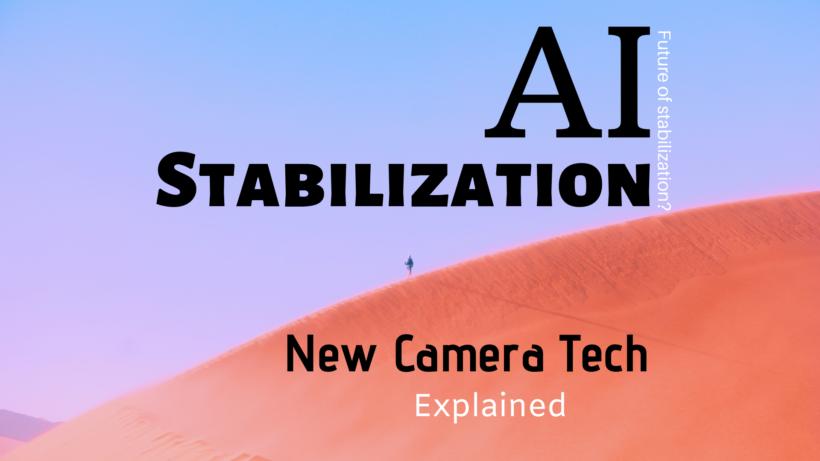 AI stabilization