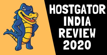 HOSTGATOR INDIA REVIEW.