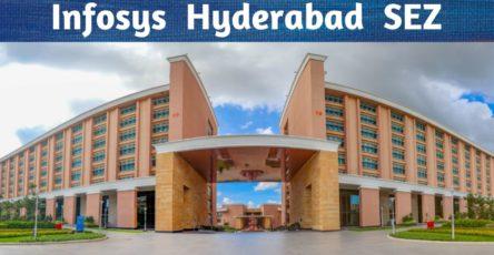 Infosys Hyderabad SEZ photo