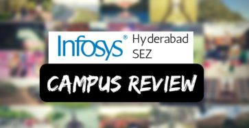 infosys hyderabad sez campus